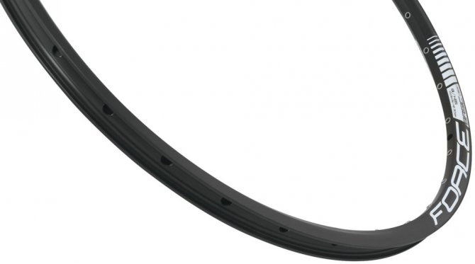 "Ráfek Basic Disc 27.5"" 18 mm"